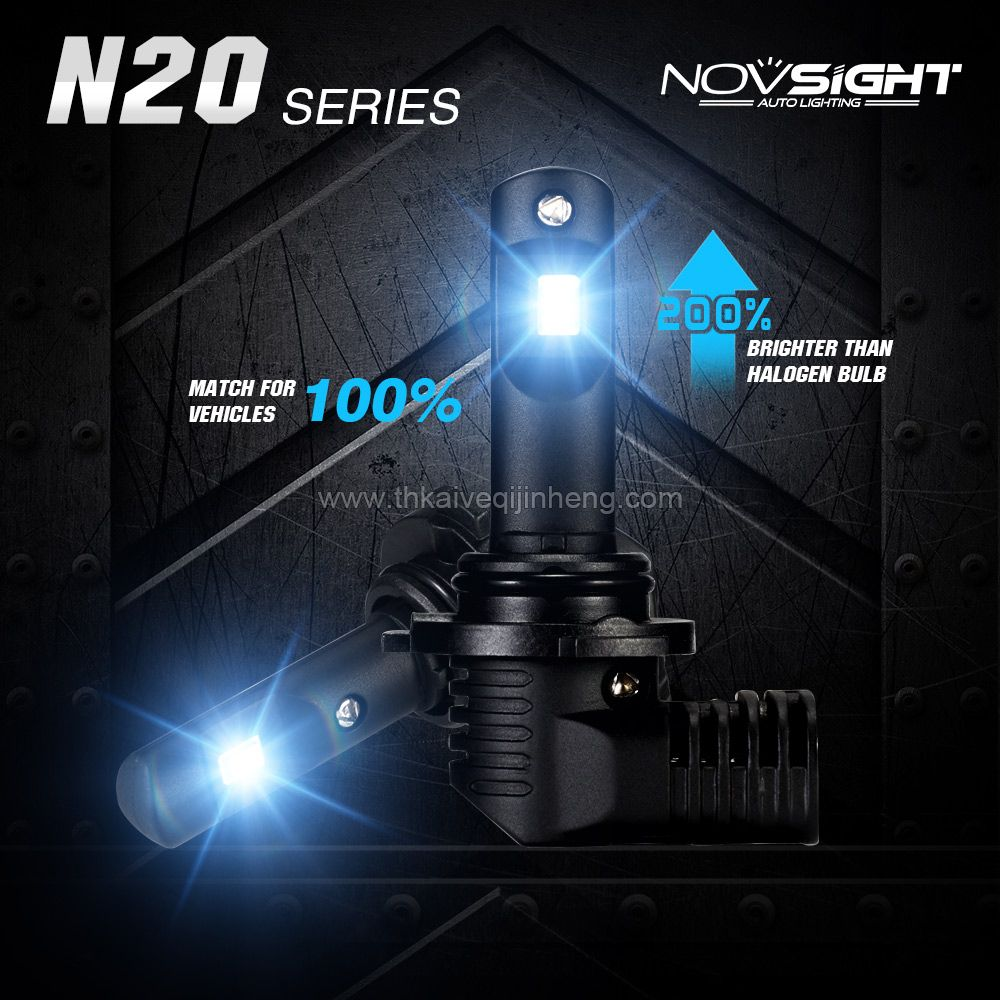 novosight Super Bright LED H4  H11 Car Headlight bulbs